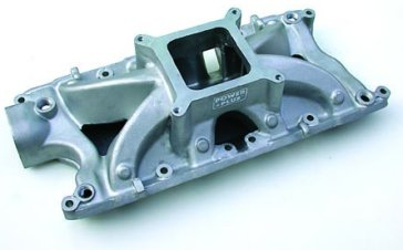 CPR -mustang intakes small block ford and efi for the 302